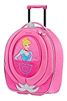 Disney By Samsonite Ultimate Upright Princess Classic Children Luggage, 45 cm, 25 Liters, Multicolour