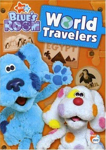 Blue's Room - World Travelers by Steve Burns