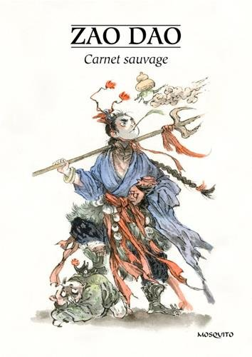 Carnet sauvage Edition simple One-shot