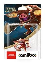 Amiibo The Legend of Zelda: Breath of the Wild Statuetta di Boblin