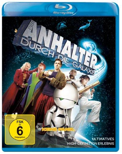 Bild von Per Anhalter durch die Galaxis [Blu-ray]