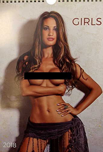 Wandkalender Bildkalender Erotik Kalender 2018 Women Frauen sexy Girls erotische Bilder 34 x 24 cm (Sexy Girls)