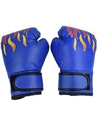 8a16b9f53990 Gants Boxe Thai Enfants Gants de Combat Muay en PU Anti-choc pour  Entraînement pour