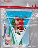 Christmas Greeting Banner & Bunting Set - Ideal christmas Decoration