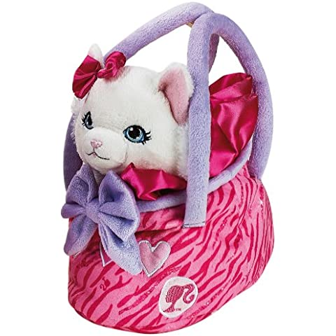 Lelly 770401CAT - Barbie Pets Fashion Bag & Pets