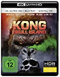 Kong: Skull Island (4K Ultra HD + 2D-Blu-ray) (2-Disc Version)  [Blu-ray]