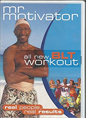 Mr Motivator - All New BLT Workout from BULK POWDERS