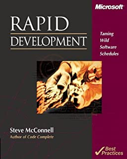 Rapid Development: Taming Wild Software Schedules (Developer Best Practices) (1556159005) | Amazon price tracker / tracking, Amazon price history charts, Amazon price watches, Amazon price drop alerts