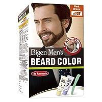 Bigen Men's Beard Color, Dark Brown B103 (20g+20g)