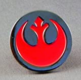 Pin de Metal esmaltado, Insignia Broche Star Wars Rebel Alliance Insignia