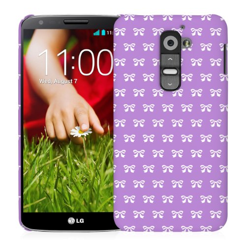 "Empire Kollektion Signature Schutzhülle für LG G2 (nicht geeignet für Modell Verizon), schlankes Design, Motiv ""Put a Bow on it"" Displayschutzfolie Lg G2 Verizon"