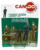 1:35 Combat Figure Series 5 Tiger Aces Normandy 1944 Figure E Georg