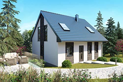 VENERA Hausbausatz Einfamilienhaus Smaragd