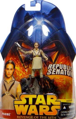 ic Senator No.19 - Star Wars Revenge of the Sith Collection 2005 von Hasbro (Star Wars Padme Amidala)