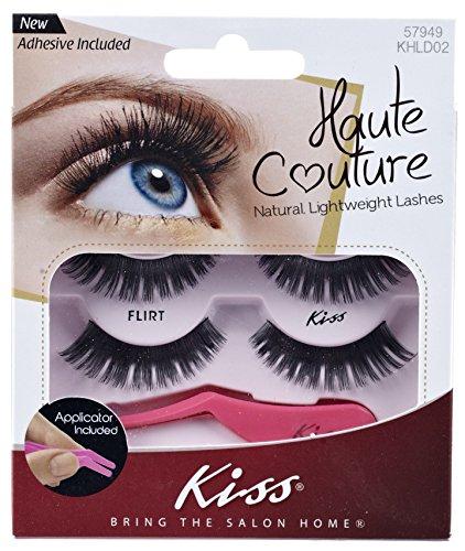 Kiss Haute Couture Lashes–Flirt