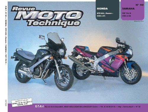 Revue Moto Technique, numéro 92.2
