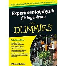 Lovely Experimentalphysik Für Ingenieure Für Dummies