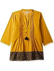 Amazon Brand- Myx Women's Cotton Short Kurta