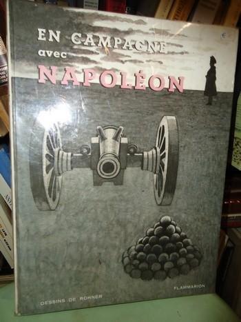 En campagne avec napoleon