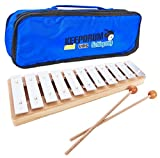 Sonor GP Kinder Glockenspiel Sopran + Keepdrum Tasche Bag