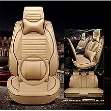 Cubeta protector maletero para HYUNDAI Terracan. Protector de cubierta de asiento de coche Asiento de cuero completo: cuatro estaciones, universal