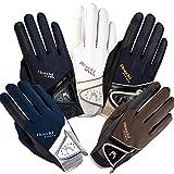 Roeckl Sports Handschuh Madrid, Unisex Reithandschuhe, in 7 Farben, Gr. 6-10,5