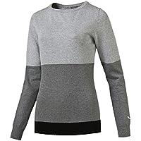 Women's Color Block Sweater Golf Sweater