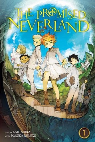 Produktbild The Promised Neverland, Vol. 1