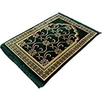 Medical prayer mat, green