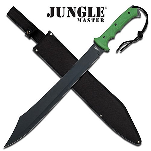Jungle Master Machete Messer Buschmesser Outdoormesser 63,5 cm JM-030C -