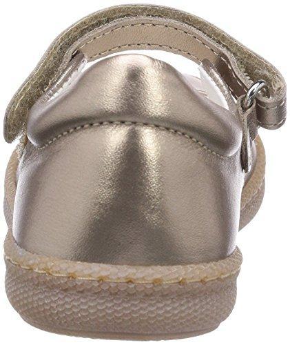 Primigi MORINE 1-E Mädchen Geschlossene Ballerinas Grau (Taupe)