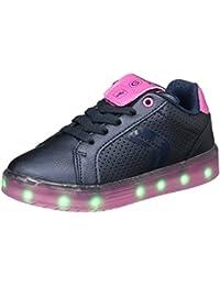 Geox J Kommodor A, Sneakers Basses Fille