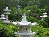 Vogelhaus  Japanische Steinlaterne