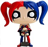Funko 8714 – DC Comics, Pop Vinyl 121 New 52 Harley Quinn,...