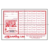ClubKing Ltd. Fußball-Karte 60 Teams