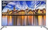 Panasonic 123 cm (49 inches) Viera Shinobi , super bright TH-49E460D Full HD LED TV