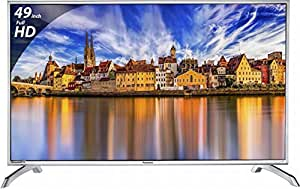 Panasonic 123 cm (49 inches) Viera Shinobi , super bright TH-49E460D Full HD LED TV