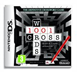 Cheapest 1001 Crosswords on Nintendo DS