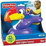 Mattel N5971 - Fisher Price Meine erste Taschenlampe, 3-fach sortiert