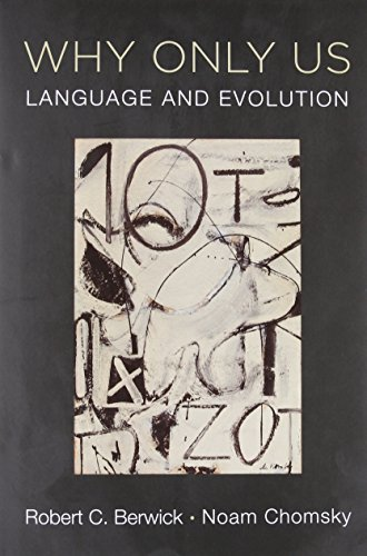 Why Only Us: Language and Evolution (The MIT Press) por Robert C. Berwick