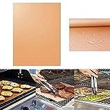 FEIDA Outdoor BBQ Matte Teflon Grill Grill Antihaft Hitzebeständig Ofenblech Werkzeug