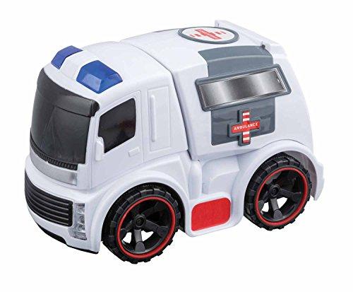 Idena 40011 - Krankenwagen mit Antrieb, Licht und Sound Preisvergleich