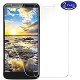Protection écran Honor 7X, [2 Pack]ViViSun Film Protection ANTI RAYURES - SANS BULLES D'AIR -Ultra Résistant Dureté Screen Protector pour Huawei Honor 7X, Compatible fonction 3D Touch