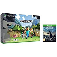 Xbox One - Pack Consola S 500 GB: Minecraft + Final Fantasy XV Day One Edition