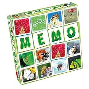 Tactic- Memo Insectos, 56315
