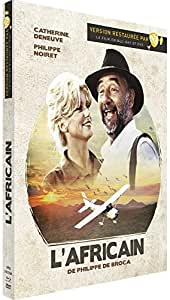 L'Africain [Combo Collector Blu-ray + DVD]