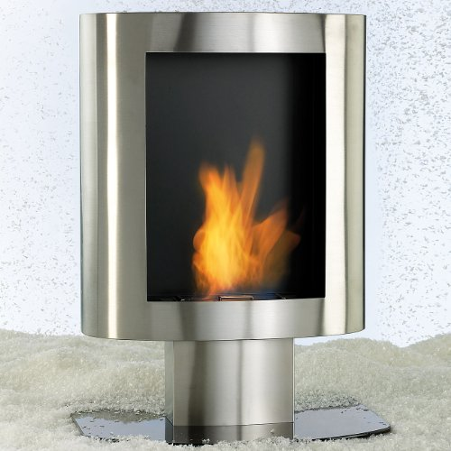 Usa burning stove in made wood