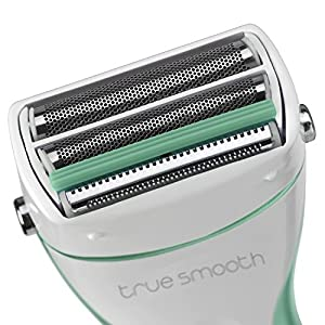 Babyliss 8770BU True Smooth Rechargeable Ladies Shaver