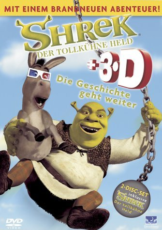Bild von Shrek - Der tollkühne Held (3D Special Edition) [2 DVDs]