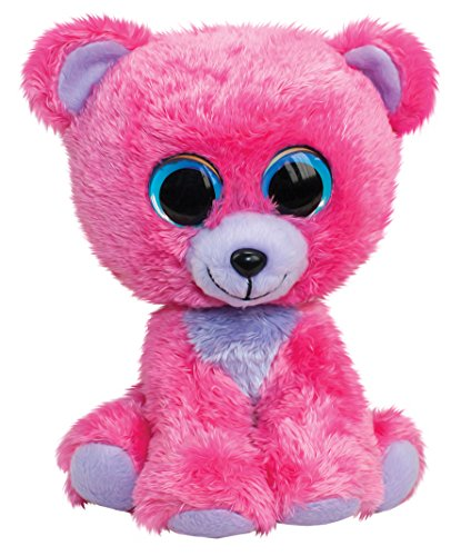 Bear Raspberry Plush - Lumo Stars 54967 - 15cm 6""